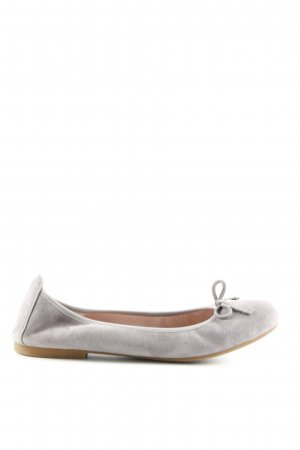 Unisa Foldable Ballet Flats light grey casual look
