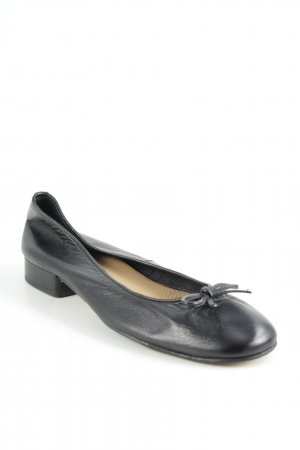 Unisa faltbare Ballerinas schwarz Elegant