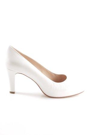 Unisa High Heels weiß Business-Look