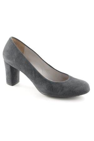 Unisa High Heels graublau Elegant