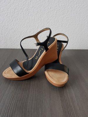 Unisa Keil-Sandaletten