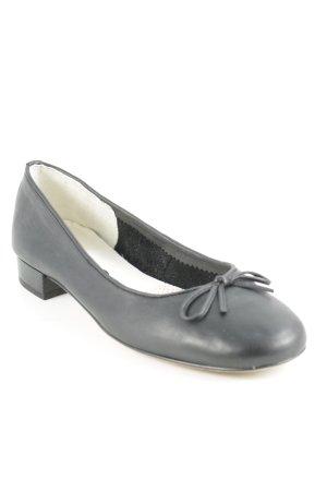 Unisa Mary Jane Ballerinas black elegant