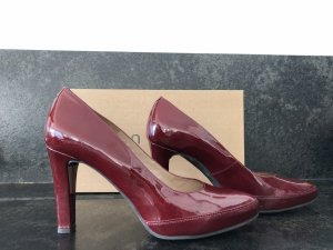 Unisa Platform Pumps bordeaux