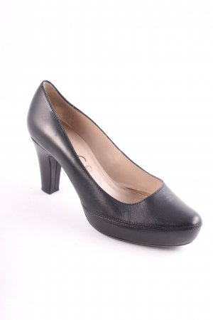 Unisa Pumps schwarz Business-Look