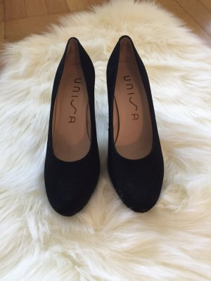 Unisa Platform Pumps black
