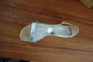 UNISA Sandalen silber Gr. 39 NEU