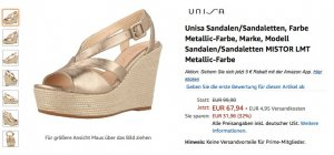 Unisa Wedge Sandals dusky pink-beige leather