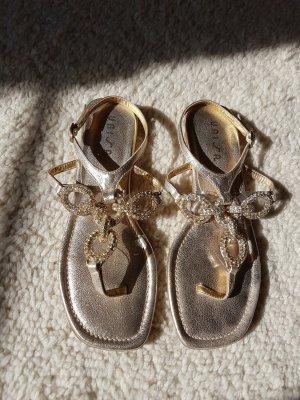 UNISA Sandaletten mit Strassdetails