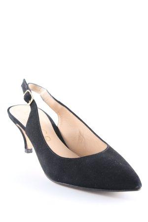 Unisa Slingback pumps zwart elegant