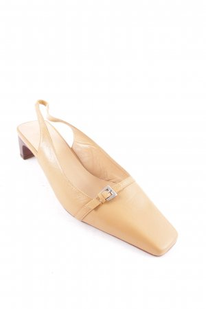 Unisa Loafers light brown classic style