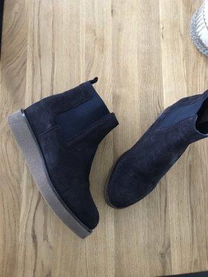 Unisa Wildleder Chelsea Boots