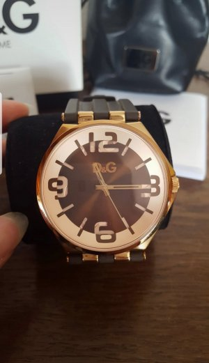 Dolce & Gabbana Analog Watch multicolored
