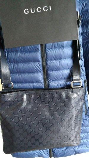 unisex GUCCI MESSENGER BAG IMPRIME large NEUWERTIG !!!