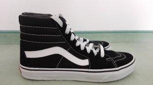 Unisex High Top Sneaker schwarz von Vans