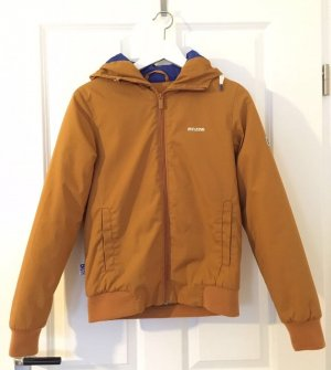 Unisex Jacke von Mazine in Safran Farbe, Größe XS