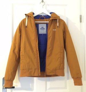Unisex Jacke von Mazine in Safran Farbe, Größe XS. 2-3 mal getragen, wie neu!