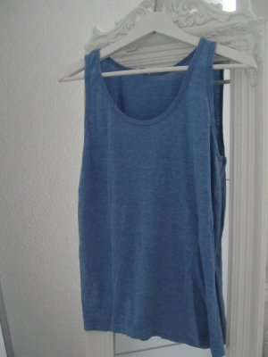 Unisex Jersey Tank American Apparel light-blue mélange