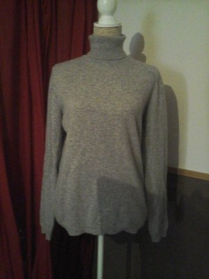 United Color of Benetton Woll Pullover grau edel und warm