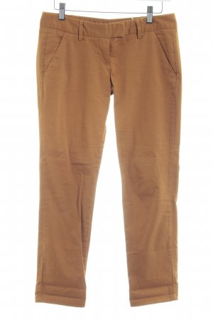 United Colors of Benetton 7/8-broek camel casual uitstraling