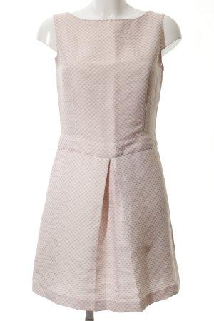 United Colors of Benetton A-Linien Kleid abstraktes Muster Elegant