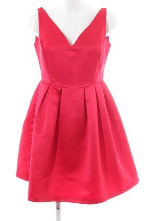 United Colors of Benetton Abendkleid rot Elegant