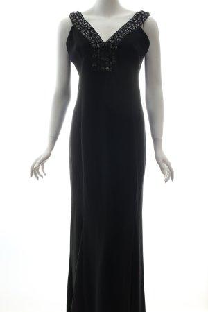 United Colors of Benetton Abendkleid schwarz Eleganz-Look