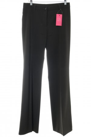 United Colors of Benetton Suit Trouser black business style