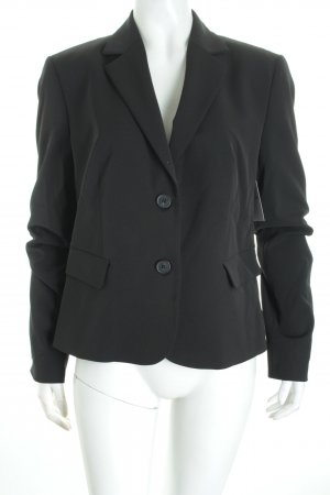 United Colors of Benetton Blazer schwarz Business-Look