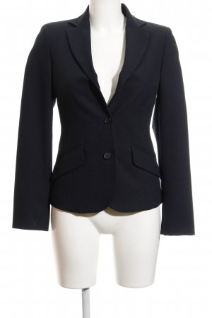 United Colors of Benetton Blazer Boyfriend azul oscuro estilo «business»