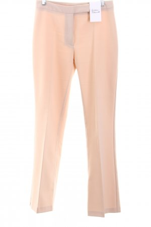 United Colors of Benetton Bundfaltenhose beige Business-Look