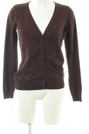 United Colors of Benetton Cardigan braun Casual-Look