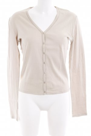 United Colors of Benetton Cardigan hellbeige Casual-Look