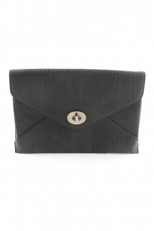 United Colors of Benetton Clutch graubraun Elegant