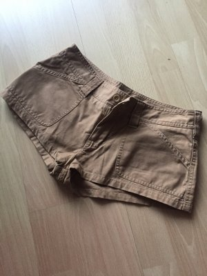 United Colors of Benetton Hot Pants beige-camel