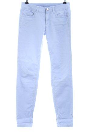 United Colors of Benetton Pantalón de cinco bolsillos azul look casual