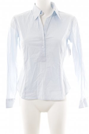 United Colors of Benetton Hemd-Bluse hellblau Elegant