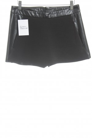 United Colors of Benetton Hot Pants schwarz Party-Look