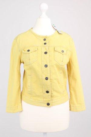 United Colors of Benetton Jacke gelb Größe S