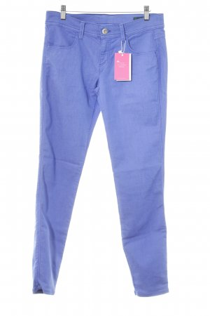 United Colors of Benetton Jeggings stahlblau Casual-Look
