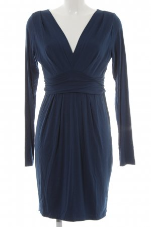 United Colors of Benetton Jerseykleid petrol Casual-Look