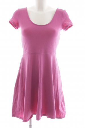 United Colors of Benetton Jerseykleid rosa Casual-Look