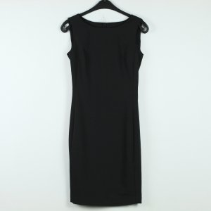 United Colors of Benetton Pencil Dress black mixture fibre