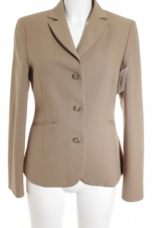 United Colors of Benetton Kurz-Blazer camel Casual-Look