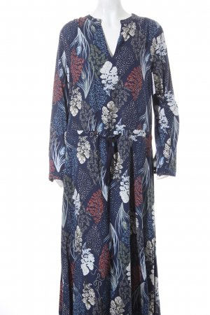 United Colors of Benetton Maxikleid florales Muster Boho-Look