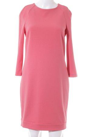 United Colors of Benetton Midikleid pink extravaganter Stil