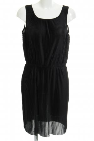 United Colors of Benetton Midi Dress black