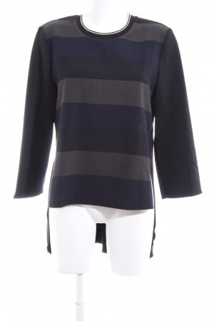 United Colors of Benetton Oversized Pullover Streifenmuster Casual-Look