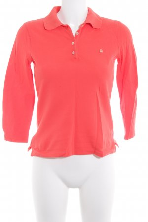 United Colors of Benetton Polo-Shirt lachs Casual-Look