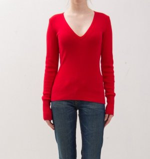 United Colors of Benetton Pullover rot, XS