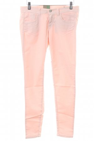 United Colors of Benetton Skinny Jeans pink Casual-Look